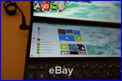 ASUS ZenBook Duo Intel i7 10ème gén. 8 Go/SSD 512 Go Etat Neuf + Surface Pen