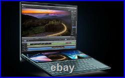 ASUS ZenBook Duo UX481FA-BM011T avec ScreenPad Intel Core i7-10510U 16Go RAM