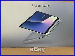 ASUS ZenBook Flip 14 UM462DA 16 go 500 ssd