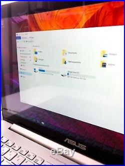ASUS ZenBook Pro PC 8GO de RAM I7 1To + 128Go SSD
