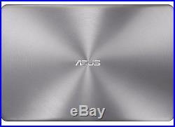 ASUS ZenBook UX510UW 15.6 Ordinateur Portable Core i7 2.7GHz, 16GB RAM, 1TB