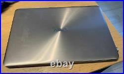 ASUS ZenBook UX510U i7 7500U 8GB RAM 1TB HDD GTX960M FULL HD 15,6 Notebook