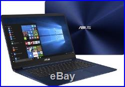 ASUS ZenBook ux530ux-fy040t i7 7500u 15.6 FHD 512 Go SSD GTX950M WIN 10