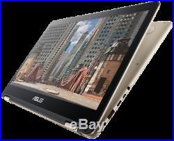 ASUS Zenbook FlipBook UX360CA TACTILE FLIP SSD 500Go très fin/léger 12H