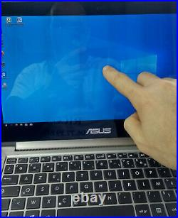 ASUS Zenbook Prime TOUCH UX31A i5 FHD Tactile 13.3 SSD 256Go
