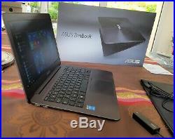 ASUS Zenbook UX305FA Ultra fin, ultra léger