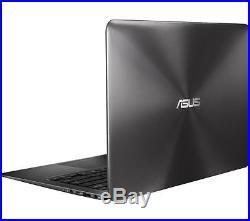ASUS Zenbook UX305F 13 Laptop M-5Y10c 128GB 8GB RAM Black Aluminium WIN 10