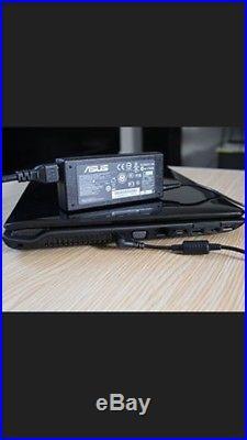 ASUS core i5 17,3 750GO 6GO BLU-RAY HDMI USB 3.0 état NICKEL