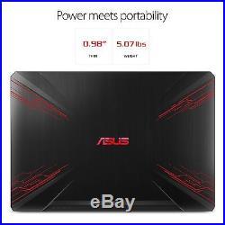 Asus 15.6 FHD Tuf Fin & Lumière Core pour Portable de Jeux I5-8300h, GTX 1050