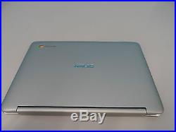 Asus Chromebook C100PA-FS0002 RK3288 16GB Chrome OS 10.1 Touch Laptop (18126)
