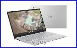 Asus Chromebook C425TA-H50013 PC Portable 14 FHD Intel Core m3-8100Y RAM 8Go