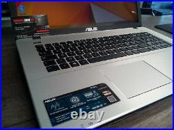 Asus F751lk-ty083h, I5-4210u @ 2 X 1,70 Ghz, 8 Go Ddr3, Gtx 850m 2 Go, 1 To