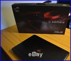 Asus G741JW ROG Gamer Core i7 8Go 860M SSD 240Go +HDD