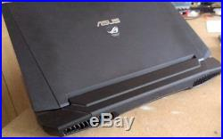 Asus G750JM 17.3 Gaming Laptop i7-4700HQ 3.5GHz 16Go DDR3 1To GTX 860M