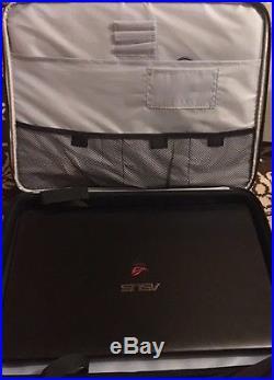 Asus G771J Extreme Gaming Laptop I7 Nvidia GeForce 960m 4gb 1.5Tb Ssd 16GB Ram