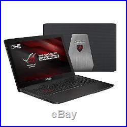 Asus GL552VW-DM201T i7-6700HQ 8GB 256GB +1TB 15.6 Gaming Laptop