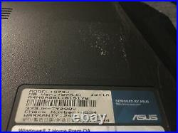Asus Gamer G73j 17,3 / intel i5 / 4gb / 80go SSD / win10 pro