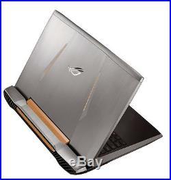 Asus Gamer Rog G752VS-BA185T i7-6700HQ 2.6ghz Ghz 17.3 FHD Gtx1070m 1tb SSD