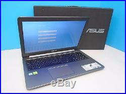 Asus K501UB-DM021T Intel Core i7 12GB 1TB Windows 10 15.6 Laptop (90241)
