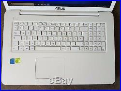 Asus K756UB-TY069T 17 Core i7 2.5 GHz HDD 1 To RAM 4 Go AZERTY