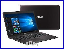 Asus K756ux-t4086t Pc Portable 17.3 Fhd Marron Intel