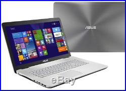 Asus N751JX-T4124H, PC portable 17 pouces Full HD. DD 1To. 7200 tr. OCCASION