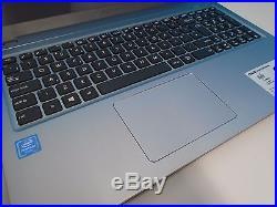 Asus N752VX-GC249T Intel Core i7 12GB 2TB+128GB Windows 10 17.3 Laptop (21463)