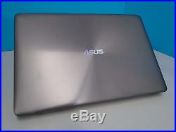 Asus N752VX-GC249T Intel Core i7 12GB 2TB+128GB Windows 10 17.3 Laptop (21465)
