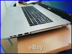 Asus N76VB-TZ30H / Processeur Intel Core i7 / Blu-Ray, Ram 8Go, Hdd 1000Go