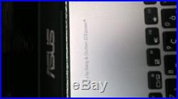 Asus N76V gaming 17,3 i7 win 10 1 hdd 2,4 GHz 8go RAM 2GO MemoireVideo NVIDIA740