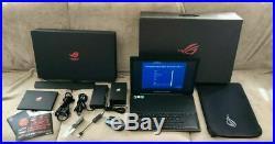 Asus PC Portable ROG ZEPHYRUS GX501VIK (i7/16Go/500Go SDD/1080) SOUS GARANTIE