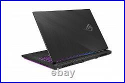 Asus PC ROG STRIX-G17-G712LV-H7061T Noir 17'' Intel Core i7-10750H, 2.6 GHz