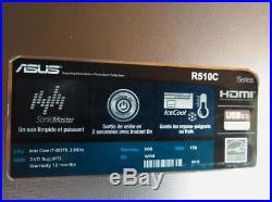 Asus R510C i7 15,6 pouces