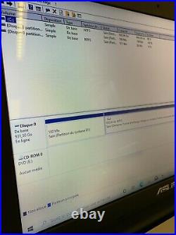 Asus R556UF-XX003T 15' Core I7-6500U 4Go Ram 1To Hdd (Hors Service)