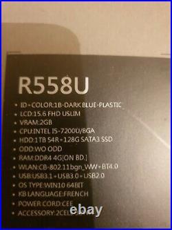 Asus R558uv Ordinateur Portable