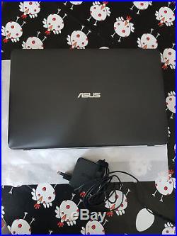 Asus R752LJ-TY142H i7 (garantie jusqu'en 2019)