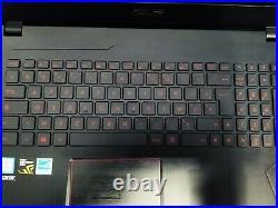 Asus ROG FX502VM-FY526T INTEL i5, GEFORCE GTX 1060, 8 Go RAM 128Go SSD + 1to DD
