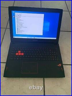 Asus ROG G502VS-FY090T i7-6700 256ssd + 1to hdd 16 Go RAM (Lire description)