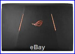 Asus ROG G502VY-FY064T PC portable Gamer 15.6 FHD Noir