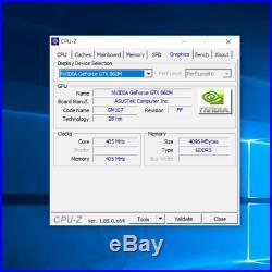 Asus ROG G551 I7 4710HQ Nvidia GTX 860M 1000 Go 8 Go Win 10