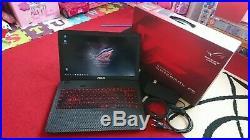 Asus ROG G552VW g552 g552v 15.6 pouces i7 wifi ac Bluetooth 5.0 GTX960M 8 go m. 2