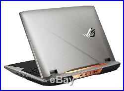 Asus ROG G703VI i7-7700HQ 2.8GHz GTX 1080 17 144Hz SSD 256 + HDD 1TB G-Sync