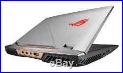 Asus ROG G703VI i7-7700HQ 32Go GTX 1080 17 144Hz SSD 256 + HDD 1TB G-Sync