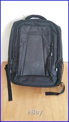 Asus ROG G75VW +mouse + backpack