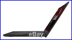 Asus ROG GL702VI-BA033T PC portable Gamer 17 Full HD Noir métal
