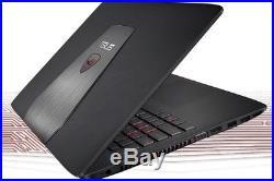 Asus ROG PC portable Gamer Intel Core i7, GL552JX, GTX 950m