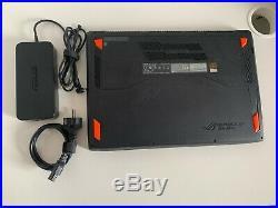 Asus ROG Strix GL502VM Ordinateur Portable Gamer I7 GTX1060 6Go, 16 Go RAM