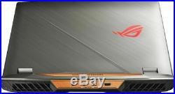 Asus Rog Chimera G703GI-E5099T Core i9-8950HK 32GB RAM 17.3 FHD GTX 1080 512GB