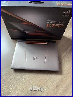 Asus Rog G752VS GTX 1070
