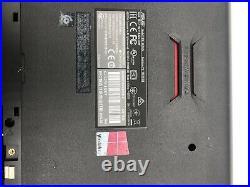 Asus Rog GL742VW-T4247T/17/core I7-6th/ram Max 16Go/nvedia GeForce GTX 960M/HS